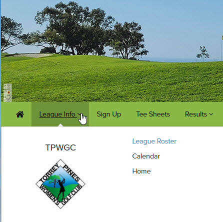TPWGC League Roster