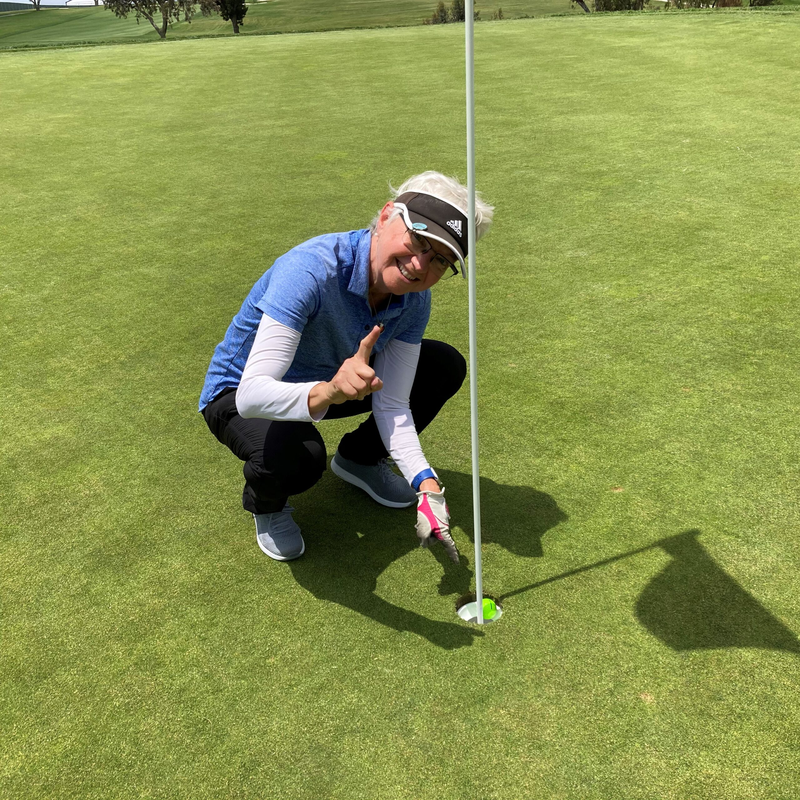 TPWGC- Donna Hole In One