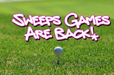 Golf Sweeps Games